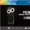 Portada Premio Regional Partner of the Year 2017 - IBEC Corporation