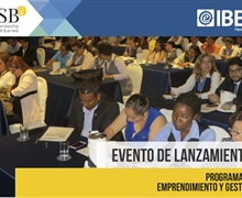 Evento de lanzamiento – Programa Internacional Entrepreneurship and small business