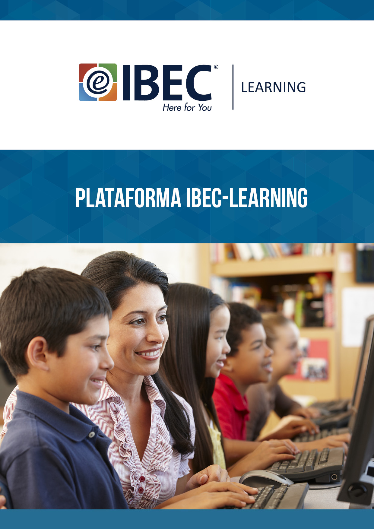 "Portada instructivo ""Plataforma Ibec Learning"""